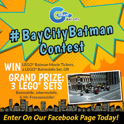 Win Big in the #BayCityBatman Contest