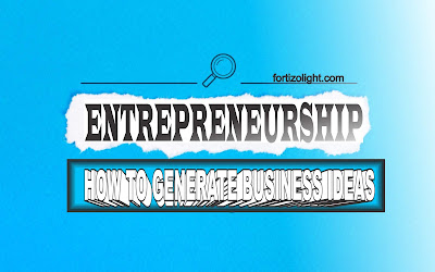 A good business idea is essential and in most cases, for a successful business venture.