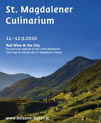 Santa Maddalena vino evento culinarium