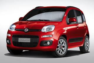 Fiat Panda (2017) Front Side