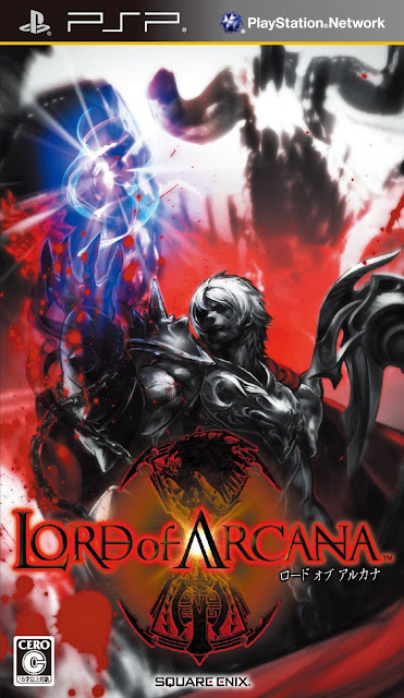 ultra-rom download lord of arcana psp