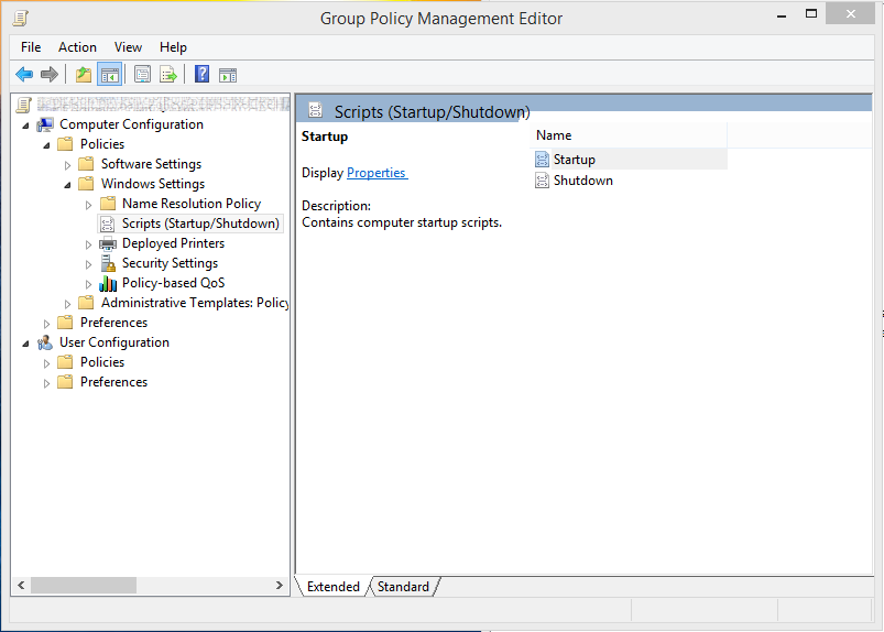 itToby: Monitoring Windows: Granular Service Rights in an