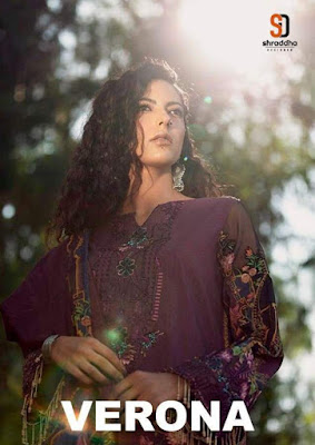 Shraddha Designer Verona | Pakistani Suits | Surat