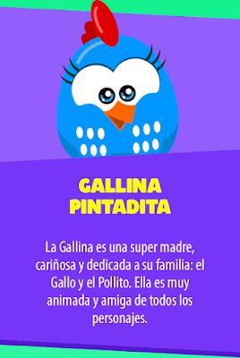 Gallina Pintadita Mini 2018 Custom HD Latino