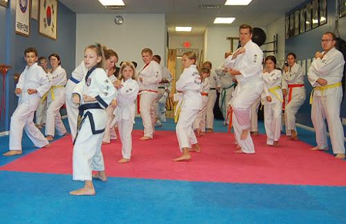 My Karate Kicks: Hyung