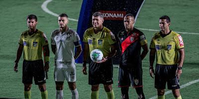 Com gols de pênaltis, Dragão e Peixe ficam no 1 a 1 no Antônio Accioly pela Série A do Brasileiro
