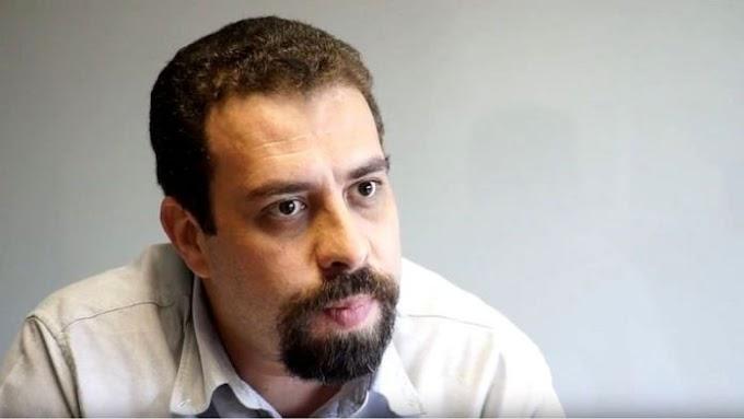 Guilherme Boulos é intimado pela PF por insinuação da morte de Bolsonaro