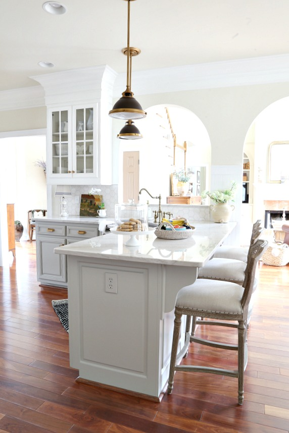 Savvy Southern Style New Kitchen Counters And Backsplash Reveal