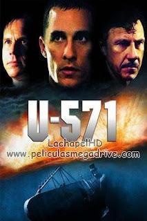 U-571: La batalla del Atlántico (2000) HD 1080P Latino-Inglés  [Google Drive] LachapelHD