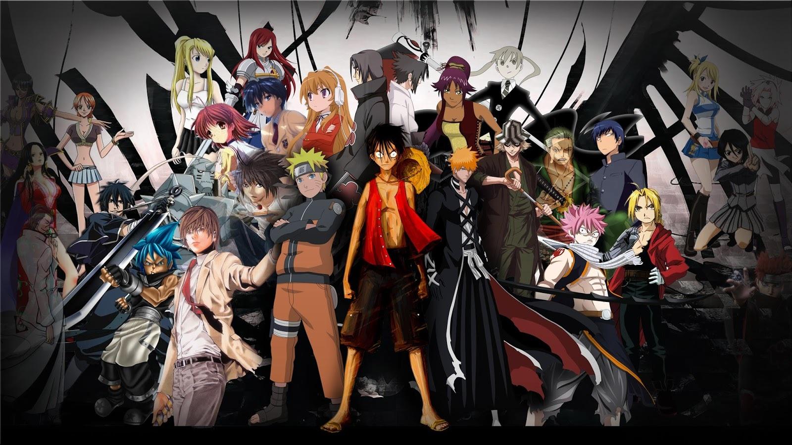 Daftar Anime Yang Akan Rilis 2018