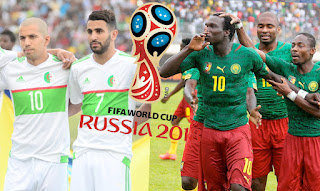 Algeria vs Zambia Live Stream Football online World Cup Qualifiers today 2-September-2017