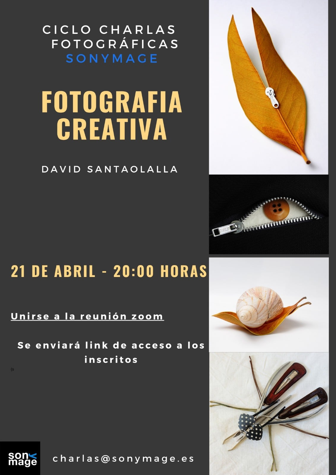 Fotografía creativa - David Santaolalla