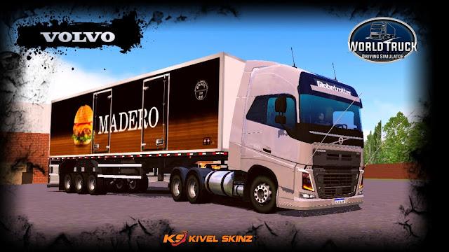 VOLVO FH16 750 - MADERO