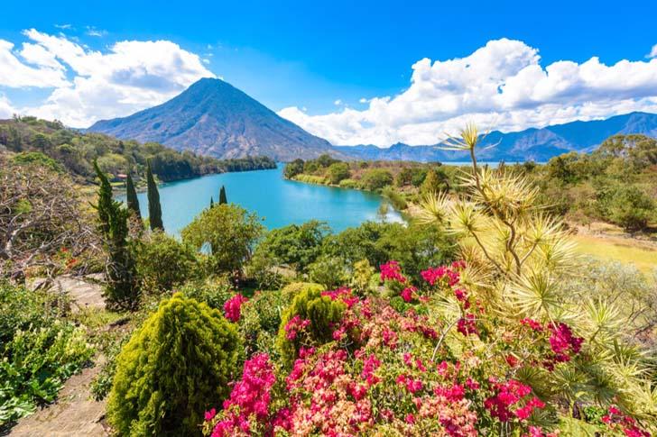 Lake Atitlan; Guatemala