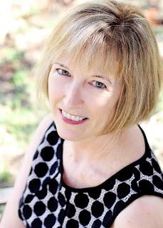 Anne Bustard Author Photo