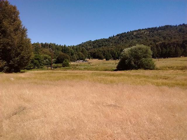 Upper Doane Valley looking toward Doane Pond