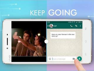 Cara Menggunakan Split Screen pada HP Vivo