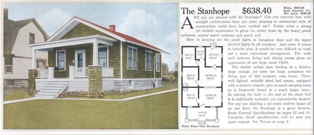 aladdin stanhope 1916 catalog