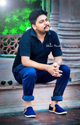 Indian Theatre Actor