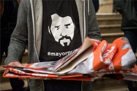 Karácsony habonyi színvonalú kampányt indított Puzsér ellen