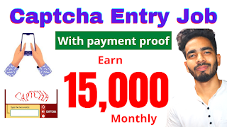 Protypers Data Entry Work 2021