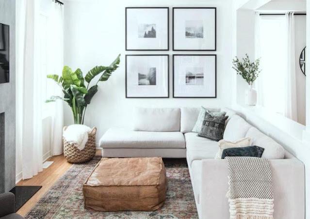 Cara Menata Ruang Tamu atau Ruang Keluarga