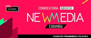 convocatorias para la creación de contenidos transmedia en Colombia