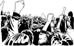 manifestação, protesto