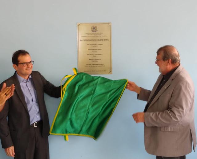 Campus GM: Novo prédio da Biblioteca da UNIR é entregue à comunidade