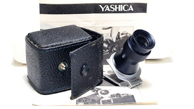 Yashica Viewfinder Magnifier,
