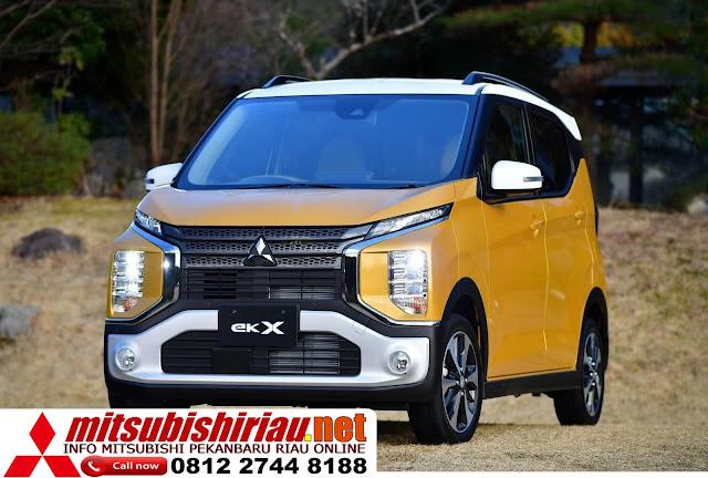 Harga Mitsubishi Ek X Pekanbaru Riau 2019