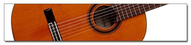 Instrumentos Acústicos con cuerdas de Nylon