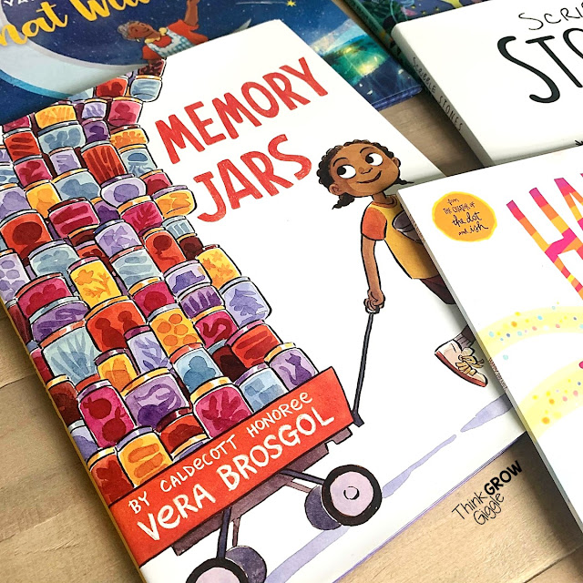 end of school year read alouds picture books