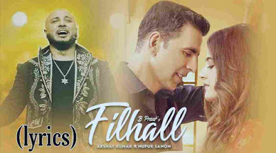 filhal b praak lyrics