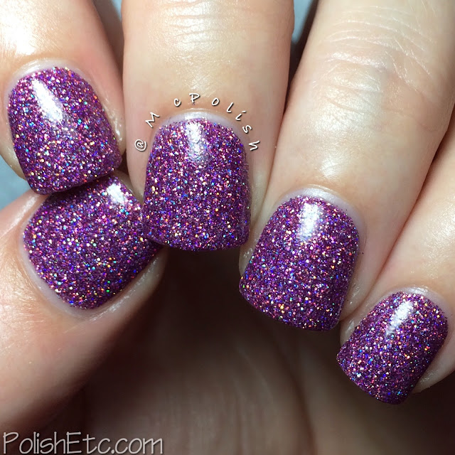 Powder Perfect - Flowering Lotus - available at Color4Nails - McPolish