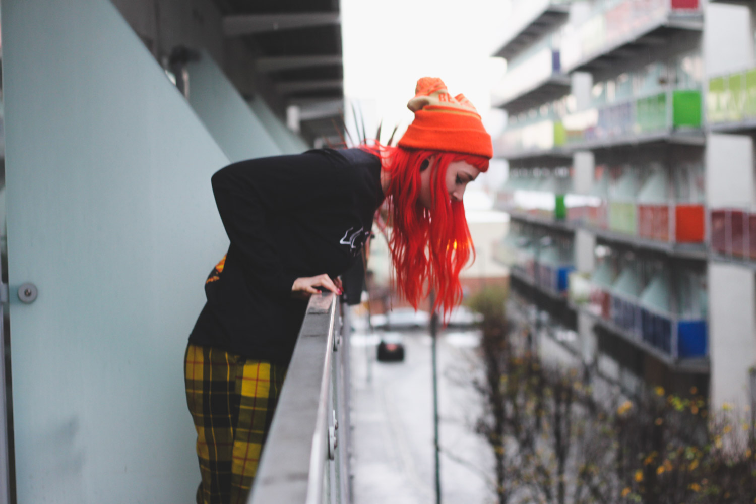 Alternative Fashion Blogger Foxxtailz in Love Too True