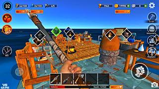 Download Survival on Raft - Ocean Nomad APK MOD Update Terbaru