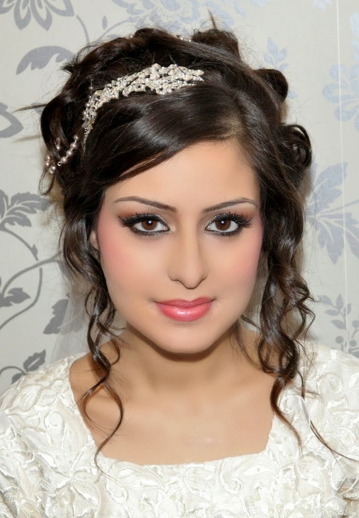 Inspire Hair & Makeup by Zainab Pakistani bridal\brides
