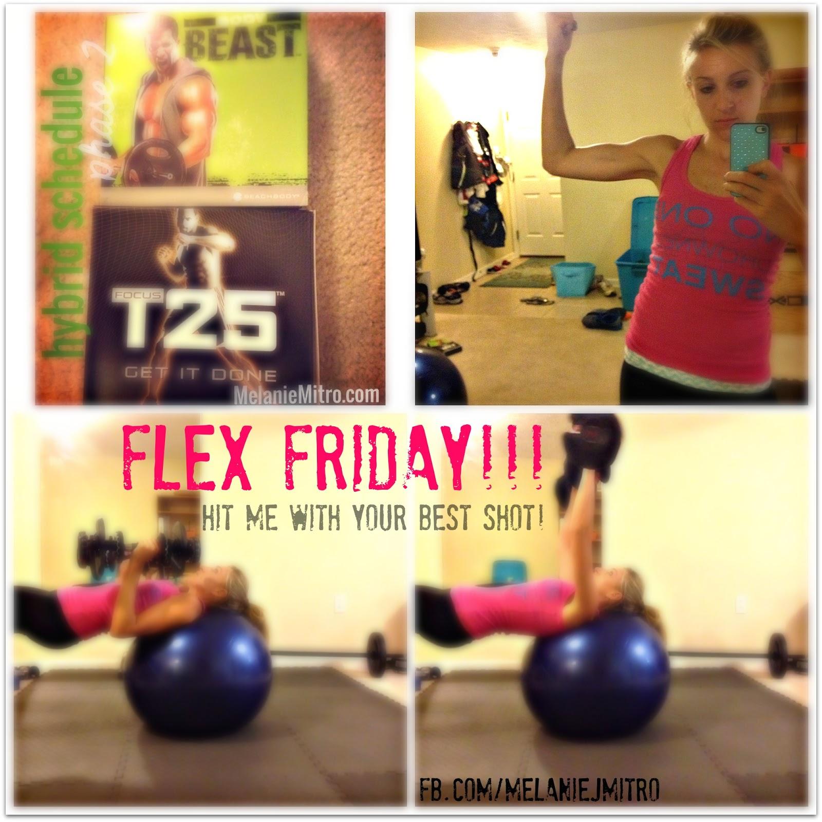 Week 5 Body Beast T25 Progress Update | Melanie Mitro