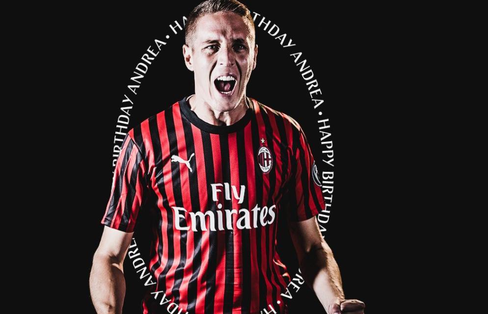 Nuove maglie calcio collezione 2020: Andrea Conti magliette AC ...