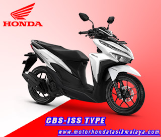 Spesifikasi Motor Honda Vario 125