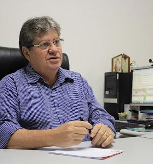 Polícia Federal nega que João Azevêdo tenha sido alvo da Operação Calvário deflagrada na Paraíba