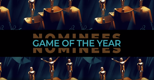 The Steam Awards 2020 Category - Game of the Year