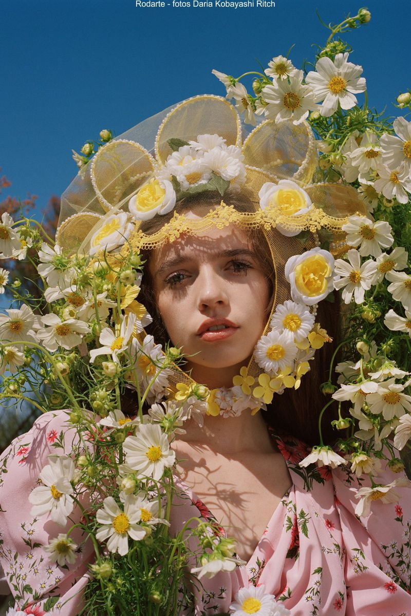 Coleção redy-to-wear Rodarte primavera e verão 2021