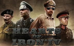 Hearts Of Iron 4 PC Game Download