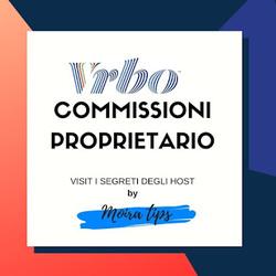 Commissioni VRBO