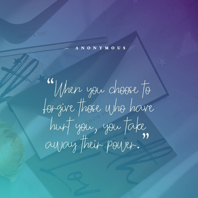Short quotes about forgiveness