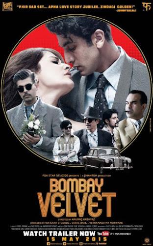 Bombay Velvet (2015) Movie Poster No. 2