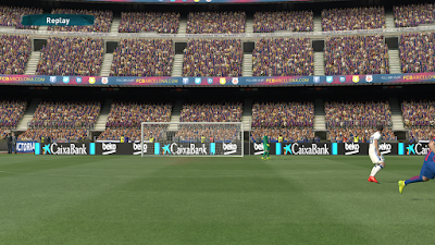 PES 2017 Stadium Upgrade