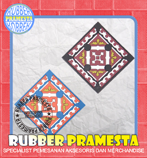 TATAKAN GELAS KARET | COASTER RUBBER | CUSTOM RUBBER COASTER